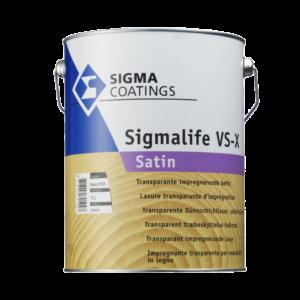 Sigmalife VS X Satin