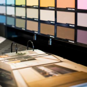 Kleuradvies - Decoratie Thuyn